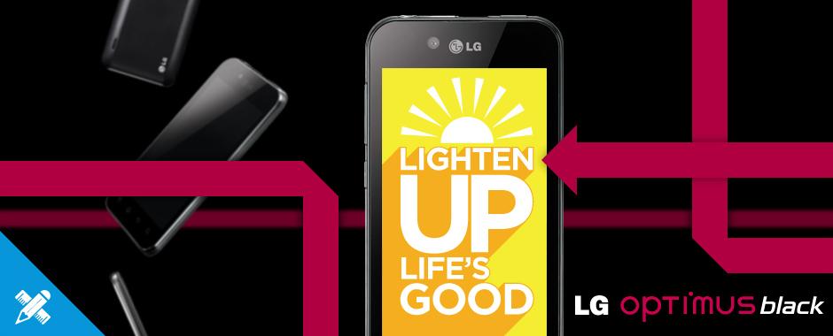 LG - Optimus launch