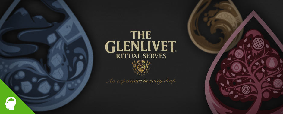 The Glenlivet - Ritual Serves