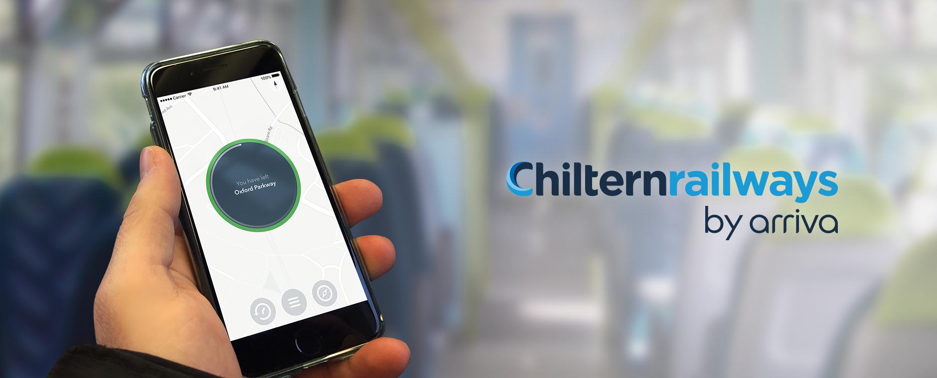 Chiltern ninja App